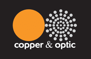 Copper & Optic logo