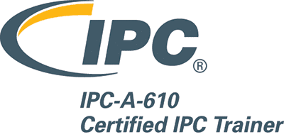 IPC Certified Trainer logo